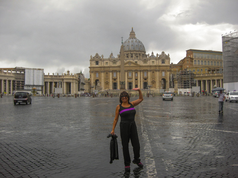 Naschitz and Brandes, A trip to Rome, 2012