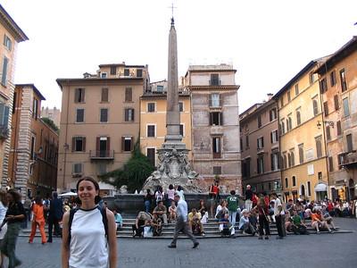 Rome Forum 09/07/2004