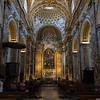 Nave and Apse, Basilica di Saint Agostino