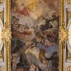 Frescoed, Vault, Basilica di Saint Agostino.