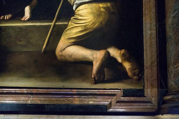 Madonna di (of) Loreto, AKA Madonna dei Pellegrini