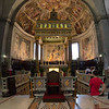 Apse, Conch and Baldacchino (wide view) by V.Vespignani