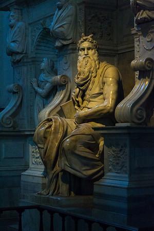 Basilica of San Pietro in Vincoli, Rome, Italy