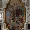 Miracle of the Chains - Vault fresco by Giovanni Battista Parodi