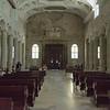 Entrance to Basilica of San Pietro in Vincoli (wide view)