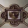 Emblem center vault of the Chapel