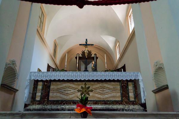 Apse Chiesa di San Bernardo Alle Terme