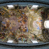 Nave vault - Allegory of the Jesuits' Missionary Work  by Andrea Pozzo