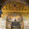 Apse vault Santa Maria di Trastevere