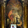 Communion of St Frances of Rome