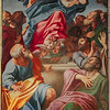Assumption of the Virgin (Oil on canvas), Cerasi Chapel, Church of Santa Maria del Popolo by Annibale Carracci 1600-1601.