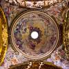 Dome of Santa Maria della Vittoria (wide view) by Cerrini