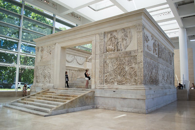 Ara Pacis (Altar of Peace), Rome, Italy
