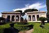 Aviaries of the Farnese Gardens