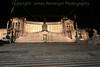 Victor Emmanuel Monument at Night