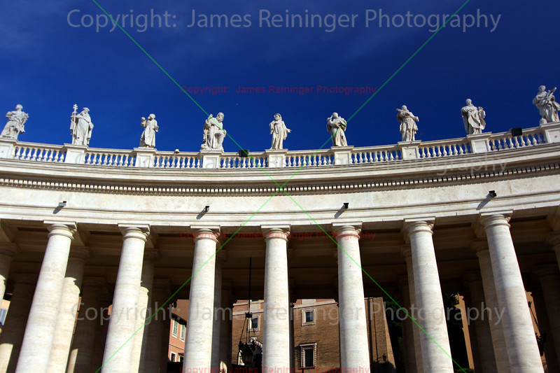 Saint Peter's Square Colonnade