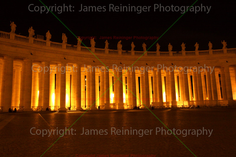 Saint Peter's Square Colonade