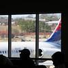 Plane to Atlanta