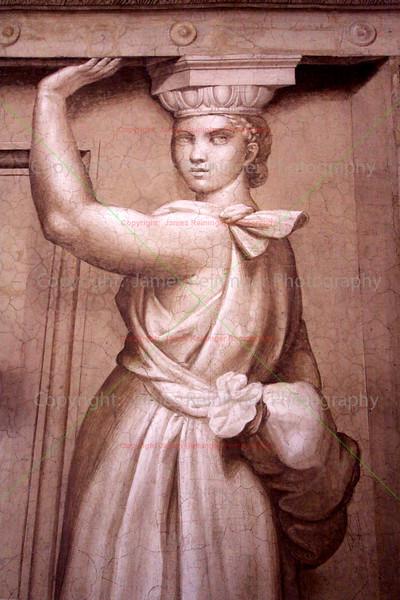 Room of Heliodorus <br /> Vatican Museum<br /> Rome, Italy