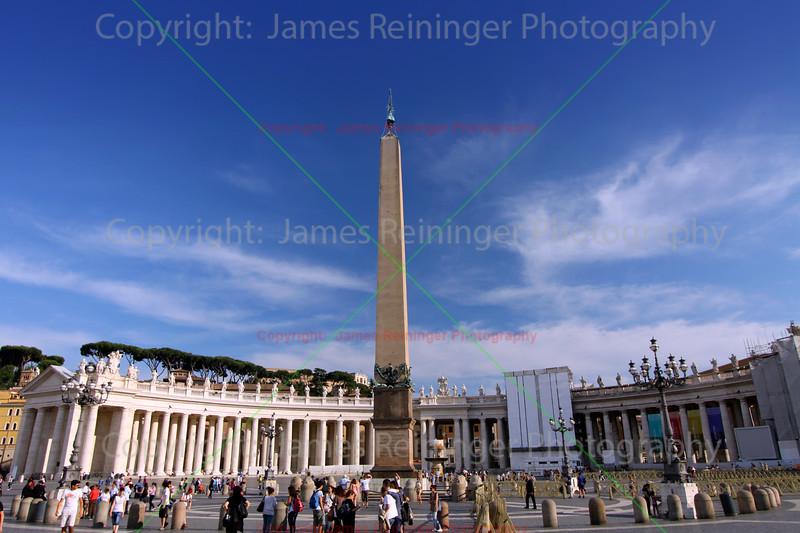 St. Peter's Square obelisk