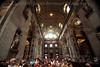 Basilica of Saint Peter<br /> Vatican City <br /> Rome, Italy