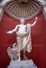 Emperor Claudius as Jupiter