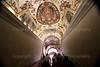 Steps to the Sistine Chapel