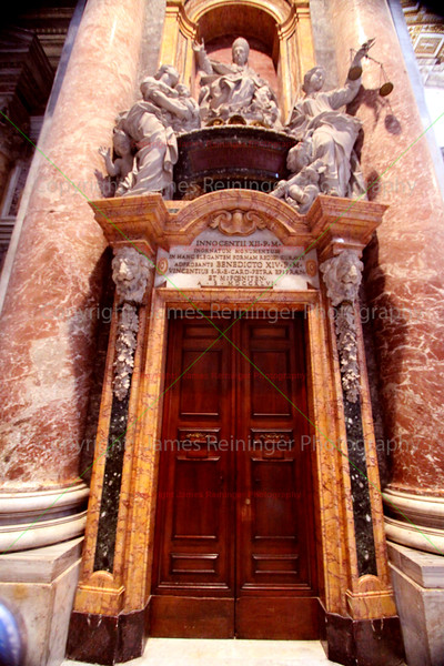 Basilica of Saint Peter<br /> Vatican City