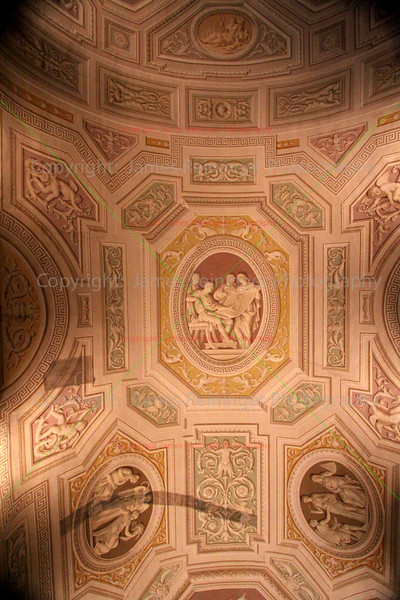 Gallery of Tapestries<br /> Vatican Museum <br /> Rome, Italy