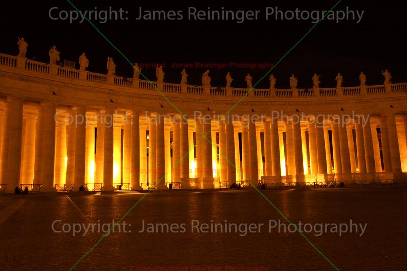 Saint Peter's Square Colonade