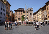 Piazza della Rotonda and obelisk Rome