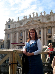 Rome - October 2004 Anne-Marie Bindzus
