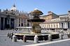 St Peter's Square Rome