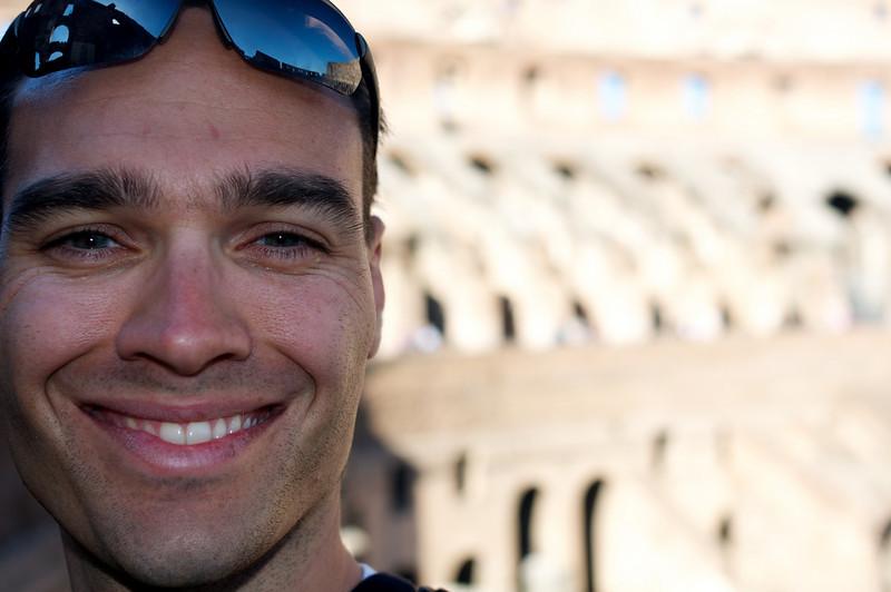 Colosseum in Roma, Italia (November 4, 2010)