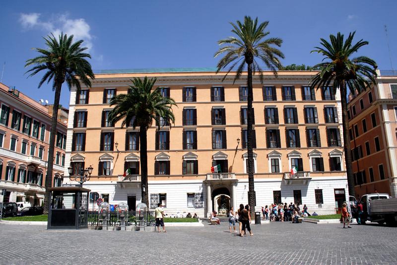 Piazza di Spagna Rome