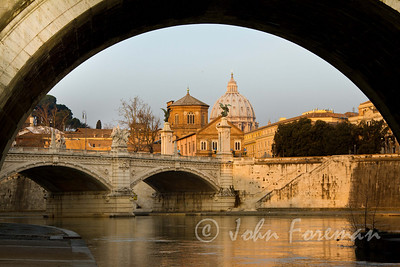 Tiber arches