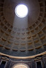 Oculus of the Pantheon Rome