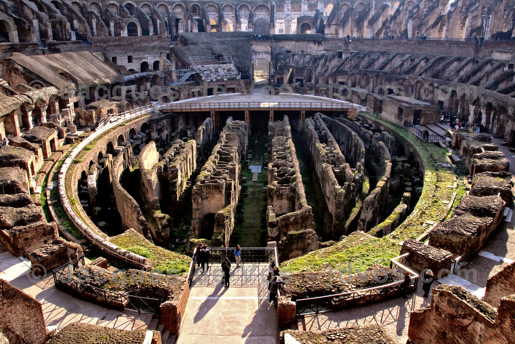 The Colosseum<br /> <br /> Rome - Italy