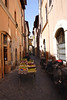Alley off the Campo de Fiori Rome