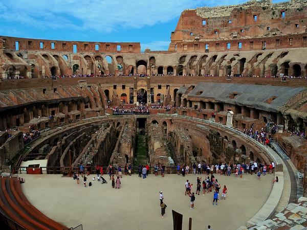 Piazza del Colosseo