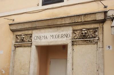 Cinema Moderno, Rome