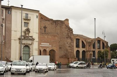 Ruins of a Basilica