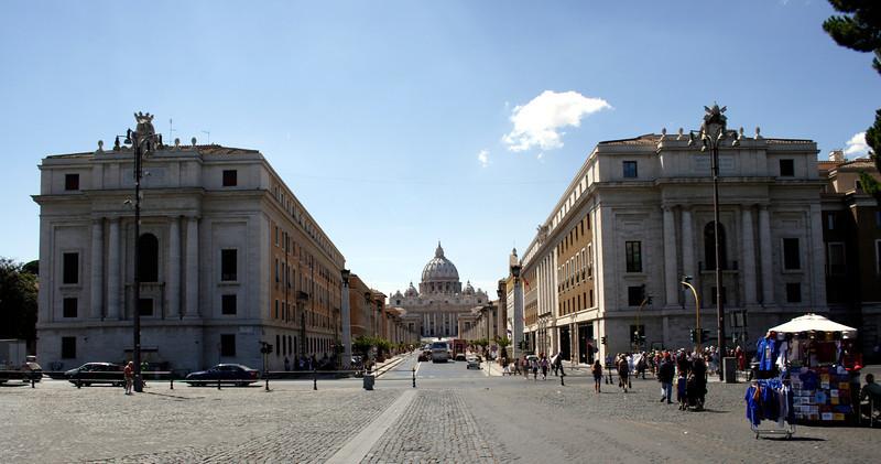 The Vatican Rome