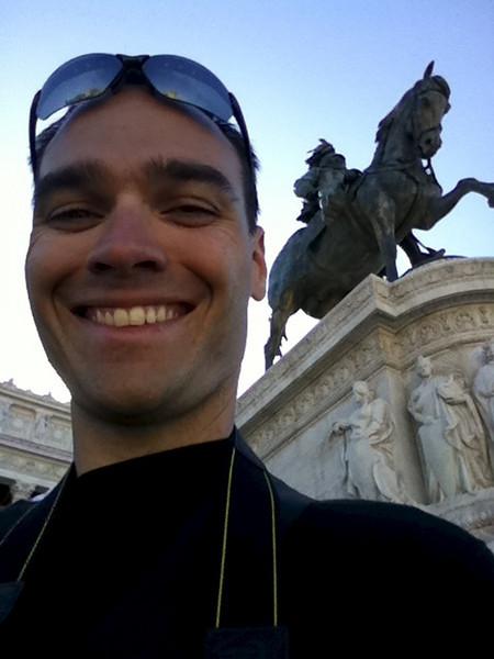 Roma, Italia (November 4, 2010)