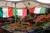Fruit and vegetables stall Campo de Fiori Rome