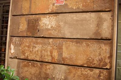Roman grafiti