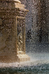 Bernini's fountain