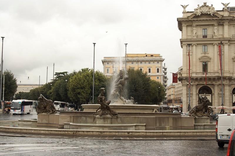 More Roman fountains