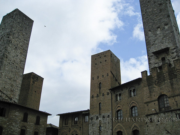 San Gimignano Bell Towers