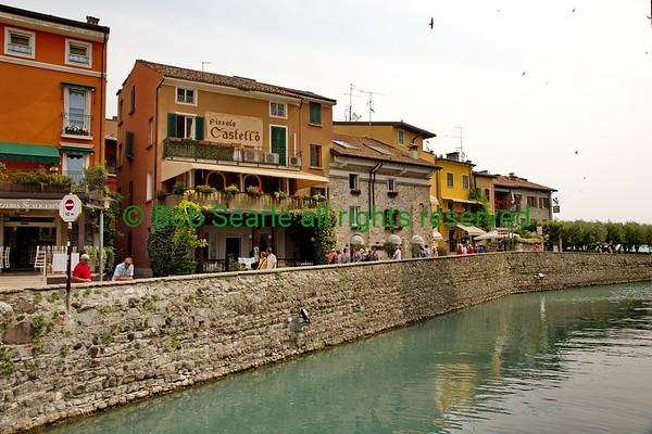 Lake Garda Boat Trip to  Limone - MalcesineShearings Coach Holidays May June 2017